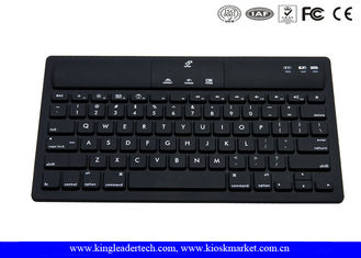 IP67 Compliance Wireless Silicone Bluetooth Keyboard With 78 Keys
