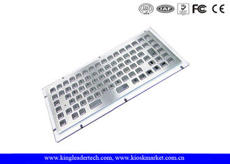 Specially Designed High Vandal-Proof Industrial Mini Keyboard With 12 Function keys